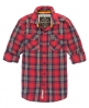 Superdry Lumberjack Twill Shirt Red