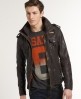Superdry Ryan Jacket Brown
