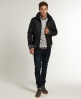 Superdry Moody Norse Bomber Black