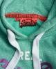 Superdry Vintage Logo Duo Hoodie Green