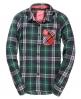 Superdry Lumberjack Pocket Shirt Green