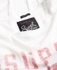 Superdry Savanna Fringe T-Shirt Weiß