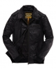 Superdry Benjamin Bomber Jacket Black