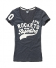 Superdry Sports Pitch T-shirt Blue