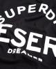 Superdry Dreamer上衣 黑色