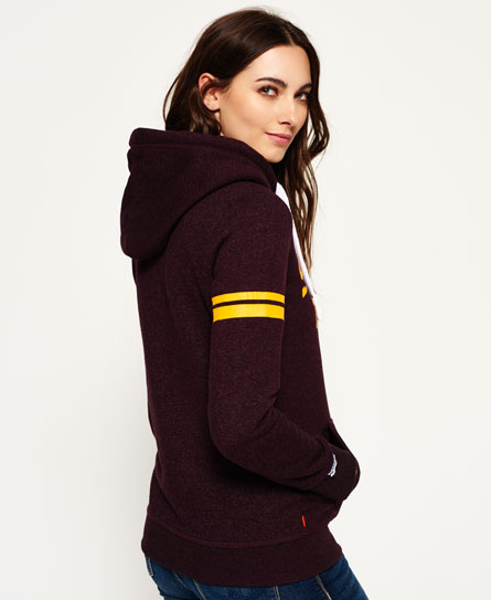 superdry sweat capuche sportswear sweats capuche pour femme. Black Bedroom Furniture Sets. Home Design Ideas
