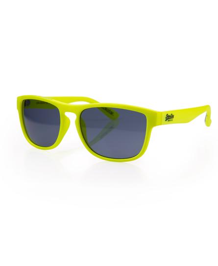 Superdry Rock Star Sunglasses Yellow
