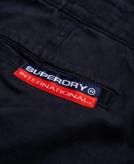 Superdry Pantalones cortos International Chino