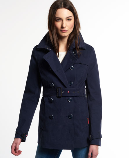 Find navy trench coat women at ShopStyle. Shop the latest collection of navy trench coat women from the most popular stores - all in one place.