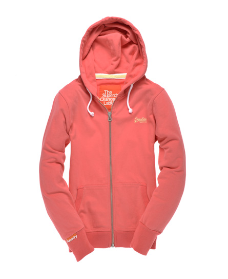 superdry lite kapuzenjacke damen hoodies. Black Bedroom Furniture Sets. Home Design Ideas