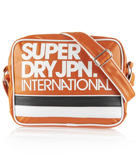 Superdry Mini International Bag Orange