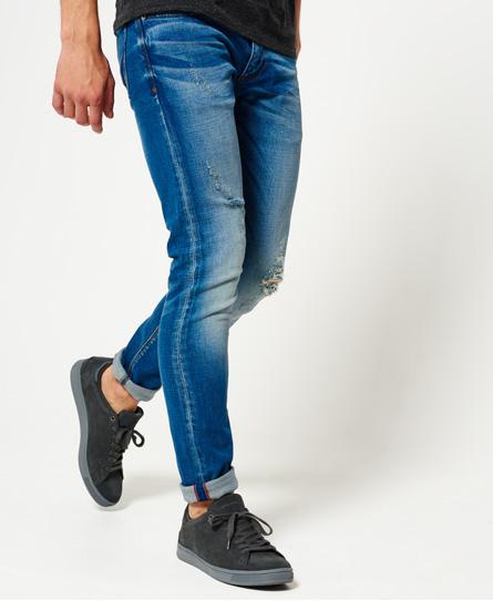 cali vintage blå Superdry Skinny jeans