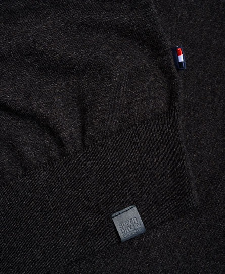 Superdry Orange Label Knit Grandad