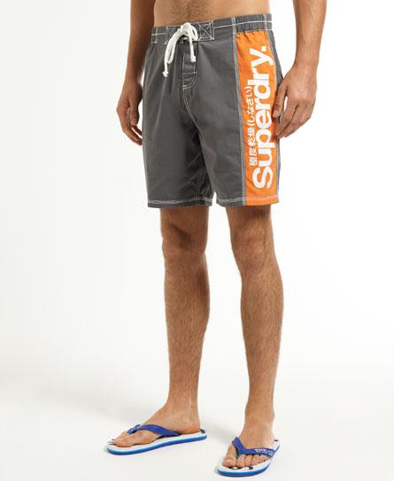 Superdry Premium Boardshorts Dark Grey