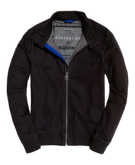 Superdry Leading Harrington Jacket