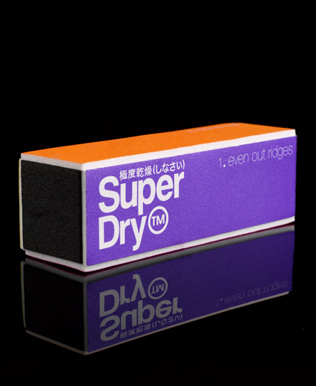 Superdry Buff & Shine Block Multi