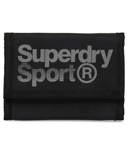 Superdry Cartera con logo pequeño Sport Stadium