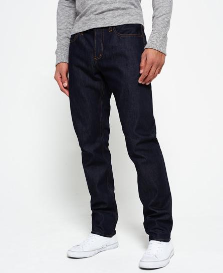 Pantalones vaqueros de Apple sueltos con la piel