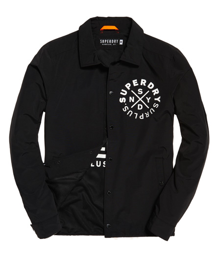 Superdry Surplus Goods Coach Jacket