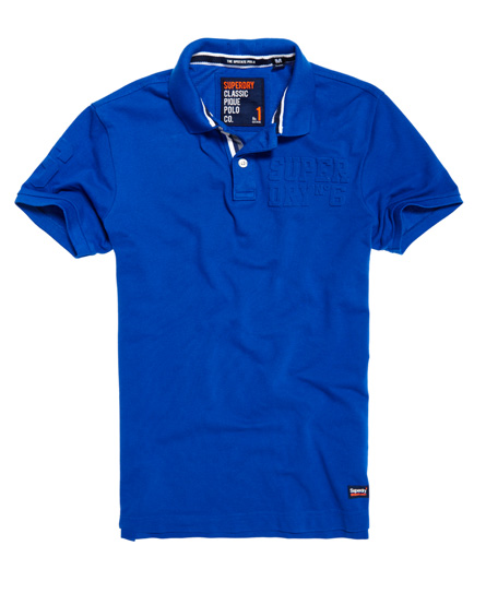 Superdry Classic Upstate Pique Polo Shirt