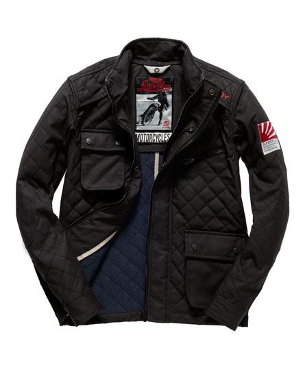 Quilted Racing Jacket - The Quilting Database : quilted racing jacket - Adamdwight.com