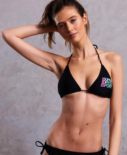 Superdry Superdry SD Sport Tri bikinitop