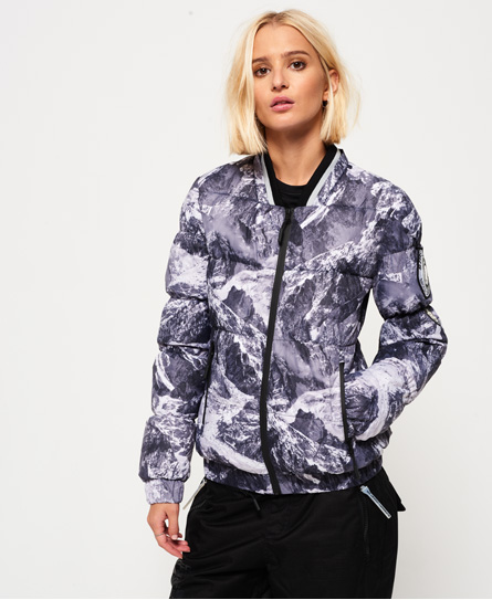 Superdry Cazadora Bomber Mountain