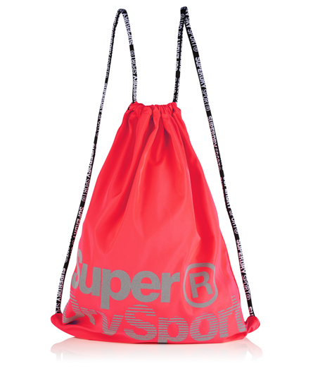 Superdry Sport Drawstring Bag - Women's Bags