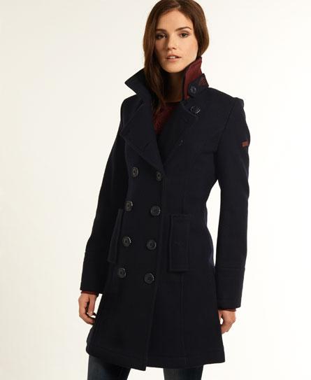 Superdry Bridge Coat - Women's Jackets & Coats