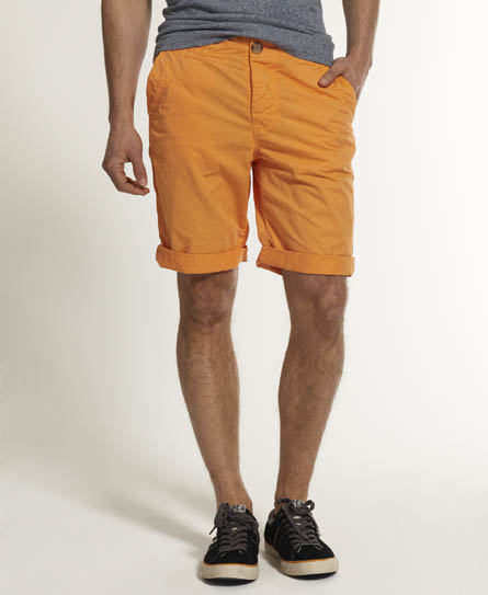 Superdry Vintage Bermuda Shorts Orange
