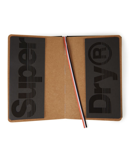 Superdry Editors Notebook