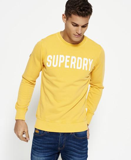 Superdry Solo Sport Crew Neck Sweatshirt