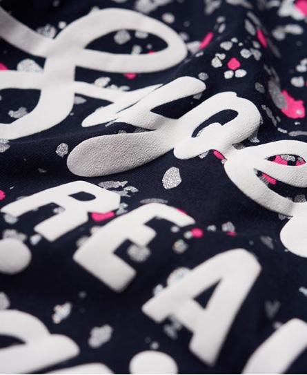 Superdry Real Original Paint T-Shirt