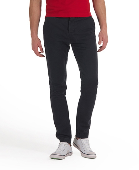 Superdry Commodity Slim Chinos Blue