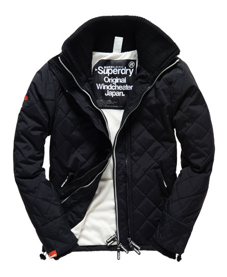 superdry windcheater steppjacke herren jacken m ntel. Black Bedroom Furniture Sets. Home Design Ideas