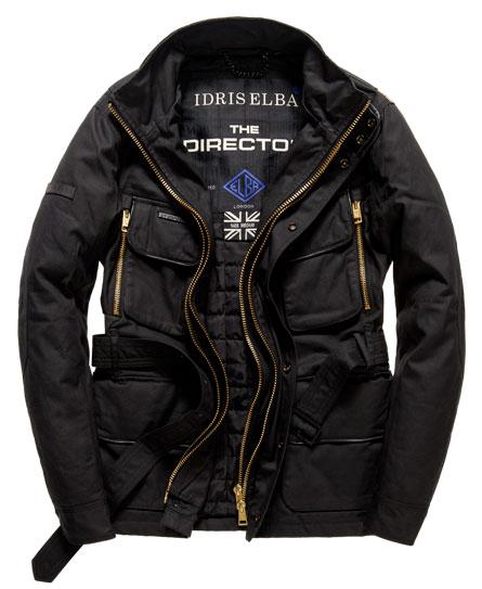 Superdry Leading Motorcycle Jacket