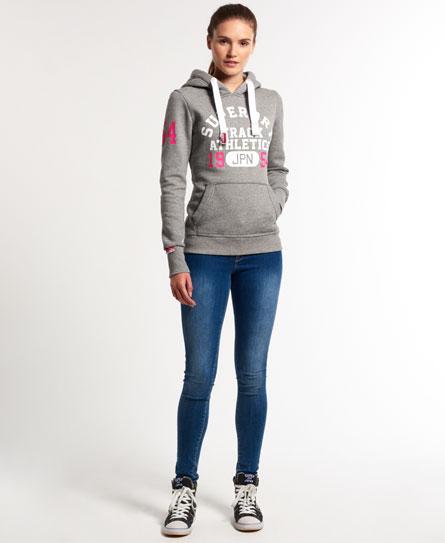 Superdry Athletics Trackster hoodie