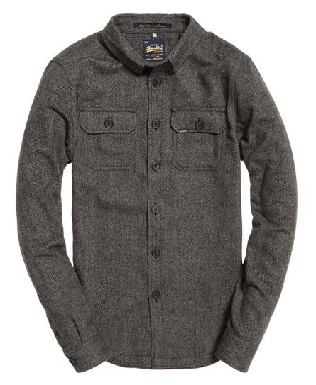 Ultimate Tweed overhemd