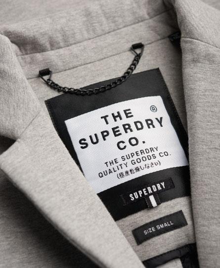 Superdry Scuba Longline Blazer