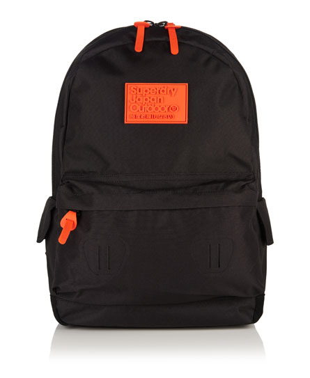 Superdry True Montana Rucksack Black