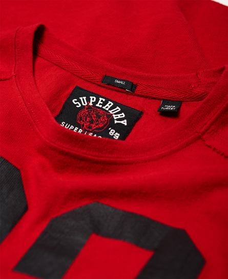Superdry Atherton Baseball top