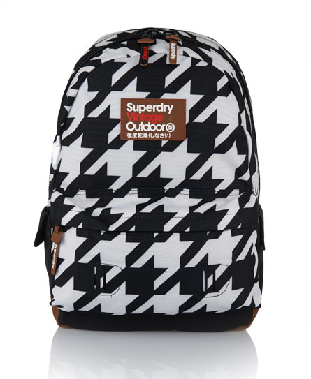 Superdry Montana Backpack Black