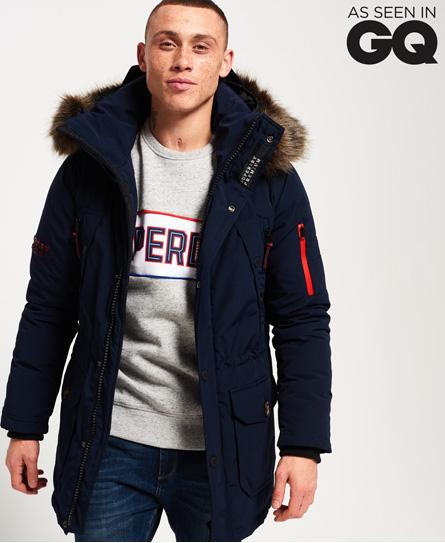 Premium Down Trans-Alps Parka Jacket