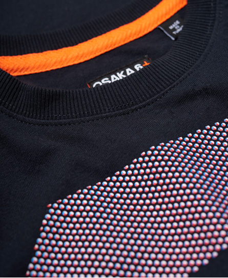 Superdry Osaka 6 Micro Dot T-Shirt