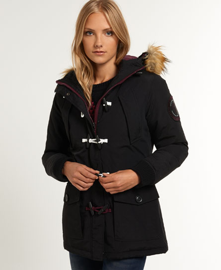 Superdry Duffle-coat Everest bWoSqyodbe