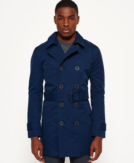 Leading Trench Coat