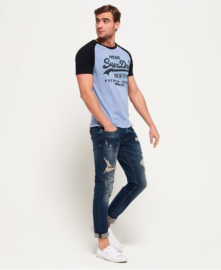 Superdry Premium Goods Raglan T-Shirt