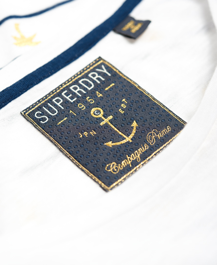 Superdry Conversational Breton topje