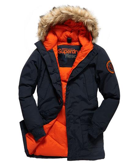 Superdry rescue jacket