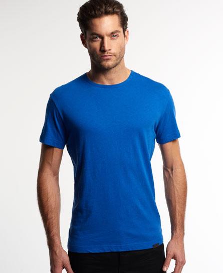 cobalt marl Superdry Refined T-shirt